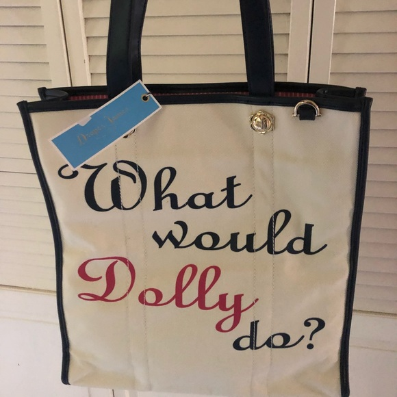 Dolly Needs A New Purse